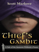Thief's Gambit (A Tale of the Assassin Without a Name #5)