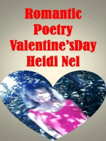 Romantic Poetry Valentines Day