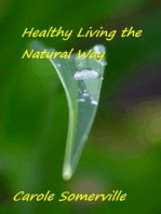 Healthy Living the Natural Way