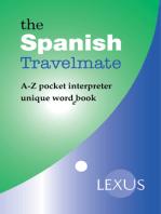 The Spanish Travelmate