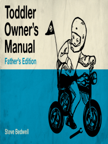 Toddler Owner's Manual: Father's Edition