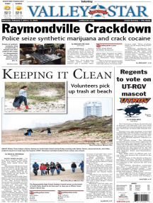 The Valley Morning Star - 02-07-2015