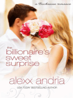 The Billionaire's Sweet Surprise