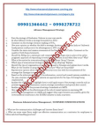 KAZIAN MBA EMBA ANSWER SHEETS.SOLUTION PAPERS