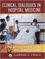 Clinical Dialogues in Hospital Medicine