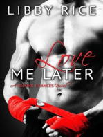 Love Me Later (Second Chances, #1)