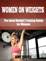Women on Weights