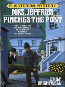 Mrs. Jeffries Pinches the Post