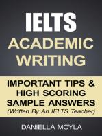 IELTS Academic Writing