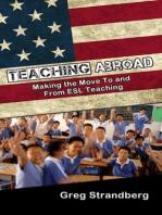 Teaching Abroad (Teaching ESL, #4)