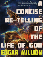 A Concise Re-telling of the Life of God