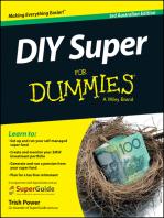 DIY Super For Dummies