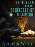 EF Benson and the Etiquette of Alien Invasion