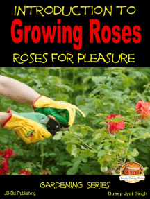Introduction to Growing Roses: Roses for Pleasure