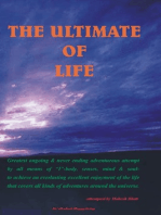 The Ultimate of Life