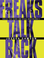 Freaks Talk Back