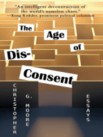 The Age of Dis-Consent