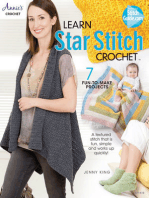 Learn Star Stitch Crochet