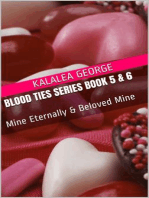 Blood Ties Series Book 5 & 6