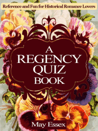 A Regency Quiz Book
