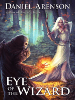 Eye of the Wizard (Misfit Heroes, #1)