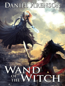 Wand of the Witch: Misfit Heroes, #2