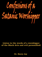 Confessions of a Satanic Worshipper