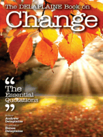 The Delaplaine Book on Change