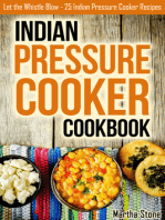 Indian Pressure Cooker Cookbook