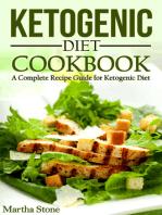 Ketogenic Diet Cookbook