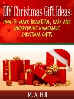"""DIY Christmas Gift Ideas"