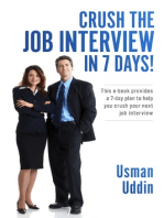 Crush the Job Interview in 7 Days!
