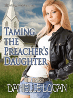 Taming the Preacher's Daughter