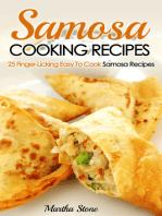 Samosa Cooking Recipes