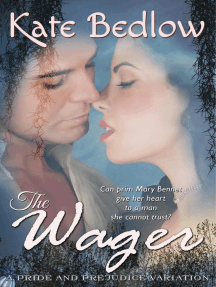 The Wager: A Pride and Prejudice Variation: Accomplished Ladies, #1