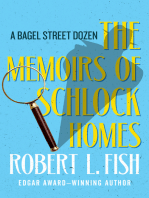 The Memoirs of Schlock Homes