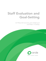 Staff Evaluation And Goal Setting