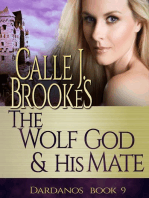 The Wolf God & His Mate