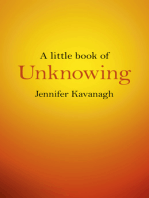 A Little Book of Unknowing