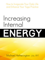Increasing Internal Energy
