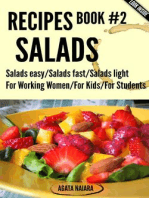 #2 SALADS RECIPES - The Ultimate Salads Breakfast