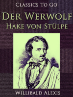 Der Werwolf-Hake von Stülpe