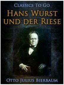 Hans Wurst und der Riese