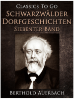 Schwarzwälder Dorfgeschichten - Siebenter Band.