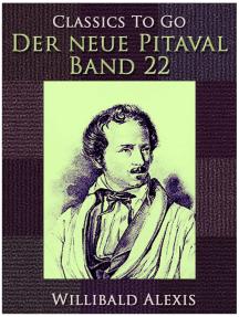 Der neue Pitaval - Band 22