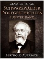 Schwarzwälder Dorfgeschichten - Fünfter Band.