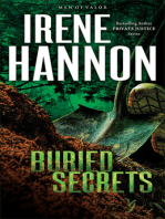 Buried Secrets (Men of Valor Book #1)