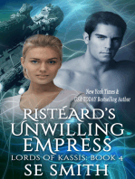 Ristèard's Unwilling Empress: Lords of Kassis Book 4