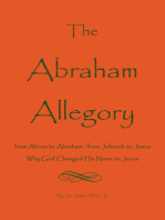 The Abraham Allegory