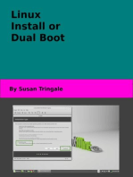 Linux Install or Dual Boot